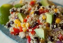 Food / Flavorful, savory, mouth watering, citrus-y & healthy.  / by Loren Reyes