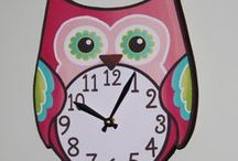 Pretty in Pink Owls
