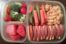Lunchbox Ideas / by Morningwood Farms