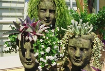 Garden Deco  / by Diana Berta