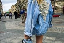 Style Inspiration / Looks I love, am inspired by and / or must recreate: Street style, fashion week, ootd, leather, denim and more