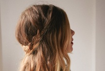 Hair / by Sharon Cochran