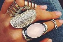 Jewelry / Jewelry is an added bonus and makes any outfit stand out more. / by Loren Reyes