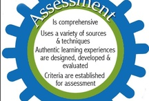 Assessment for learning / The nexus of learning-instruction-assessment. / by Sam Boswell