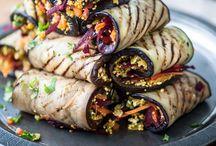 Pure cooking / Ideeën voor pure recepten met bijzondere smaken. / by Masja Zonneveld