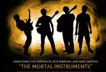 The Instruments, Devices, and Artifices <3 <3 / the beautiful Mortal Instruments world created by the amazing Cassandra Clare; including the prequel series; The Infernal Devices, and the sequel series: The Dark Artifices. / by Sarah Coffeybean