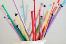 Needle / knitting / by ALisa Cutcher