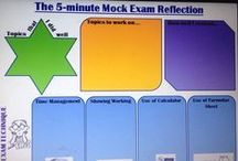 """Exam mode / """"To be better equipped for the tests that the year will bring — read a textbook. To prepare for the tests that life will bring — read a book"""" ― Mokokoma Mokhonoana  / by Sam Boswell"""