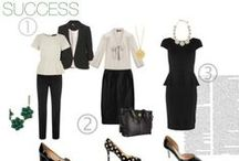 Dressed For Success / by Linda Roth