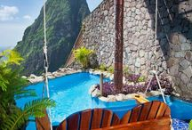 Luxury Resorts / by Amanda Larkin