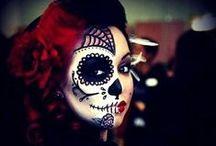 Dia de Los Muertos/ Day of the Dead / by Loren Reyes