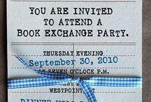 Book Party / by Christina Mugleston