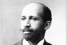 W.E.B. DuBois / W.E.B. DuBois  / by Downs-Jones Library