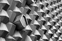 Geometrics / Geometric design and patterns