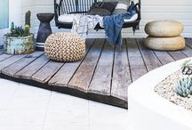 Outdoor living spaces / Outdoor living space and design