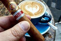 Cigars & Charutos