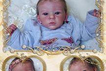 LINDEA: TIM - GUDRUN LEGLER LE - Dolls as Live - Made with Love - SUNSHINE BABIES - Reborn Dolls / LINDEA: TIM - GUDRUN LEGLER LE - Dolls as Live - Made with Love - SUNSHINE BABIES - Reborn Dolls