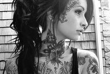 Tattoo & Ink Art / In this board I've Pined all kind of cool tattoos. Just inspire you with them :)