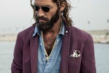 Men's Style / Stylish looks and outfit ideas for men