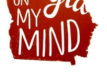 In A Southern State Of Mind  / by Katherine Stiles
