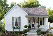 Cozy homes.  / by Haley Gooch