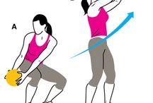 Fitness / by Katherine Stiles