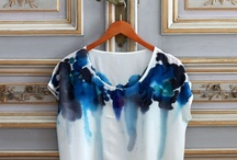 Trending FW12: Watercolor Wash / by ThistleClover
