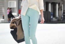 Trending SS12: Pastel / by ThistleClover