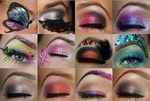 work it.  / Makeup.  Looks.  Tutorials.  Nails.