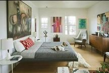 Bedrooms / by Carolyn Ford Brownell