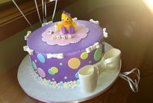 Baby Girl Shower Ideas / by Molly Shores