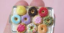 Dollhouse Food & Drink / Miniature foods - beginner tutorials, tips & strategies