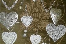 White & Cream Decorative Accessories