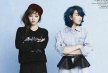 KFashion + Beauty. / Korean inspired fashion + beauty.