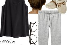 Winter/fall clothes / by Manda Gilchrist