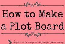 Writing / Tips for the aspiring writer