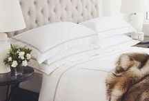 Bedrooms / home decor // bedroom inspiration