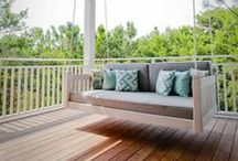 Porches & Patios / awesome outdoor spaces for relaxing and entertaining