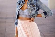 Sexy casual / Sexy and casual outfit ideas