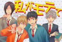Shoujo Manga - 2015 - 2016 / Shoujo manga I've read between last year to Dec 2016