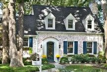 Curb Appeal / home exterior inspiration