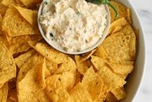 Dips & Spreads / dip recipes & spreads {cheese dip, beer cheese dip, layer dip, layered dip, appetizers}