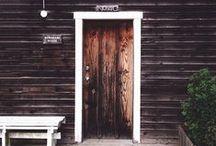 Portals and passageways / by ModernSauce
