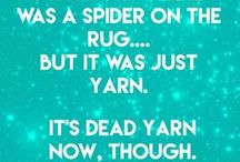 Giggles / grins, snorts and guffaws ... this is stuff that makes me laugh