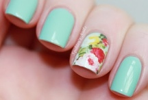 Pretty Tips & Toes / Funky, fabulous, outrageous nails ^_^ / by Deana Skeen