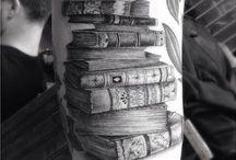 Tattoos and Piercings / by Kenzie Alexander