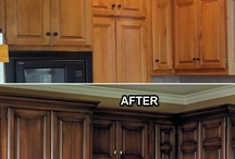home projects~kitchen / by Kim Lowery