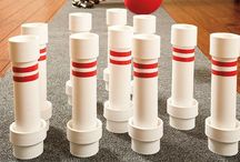 Fun with PVC Pipe! / by Essentially Ellen