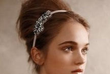 accessories for hair / by Eva Llorens Estilista
