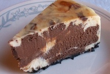 For the Love of Chessecake / I love Cheesecake !  / by Jackie Haddad